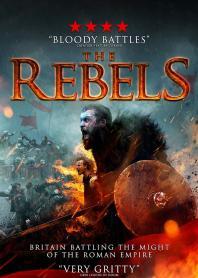 Inlay van The Rebels