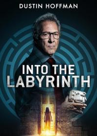 Inlay van Into The Labyrinth