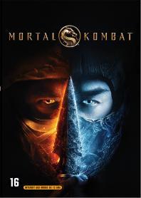 Inlay van Mortal Kombat