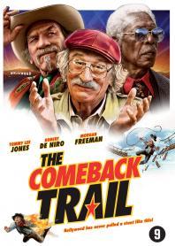 Inlay van The Comeback Trail
