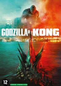 Inlay van Godzilla Vs. Kong