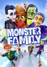 Inlay van Monster Family