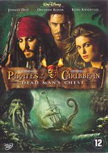Inlay van Pirates Of The Caribbean 2: Dead Man's Chest