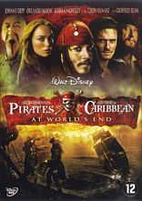 Inlay van Pirates Of The Caribbean 3: At World's End