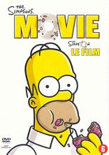 Inlay van The Simpsons Movie