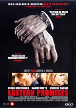 Inlay van Eastern Promises