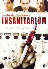 Inlay van Insanitarium