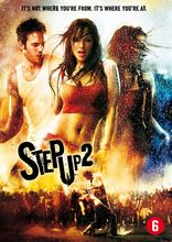 Inlay van Step Up 2: The Streets