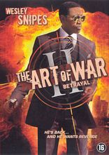 Inlay van The Art Of War II: Betrayal