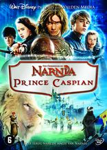Inlay van The Chronicles Of Narnia: Prince Caspian