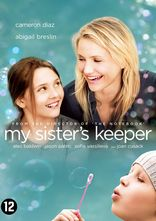 Inlay van My Sister's Keeper