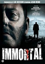 Inlay van The Immortal