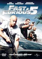 Inlay van Fast & Furious 5