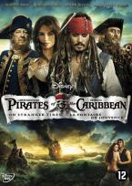 Inlay van Pirates Of The Caribbean 4: On Stranger Tides