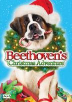Inlay van Beethoven's Christmas Adventure