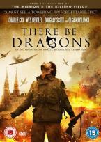 Inlay van There Be Dragons