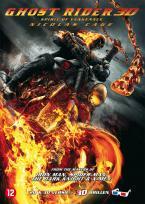 Inlay van Ghost Rider: Spirit Of Vengeance 3d
