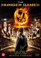Inlay van The Hunger Games