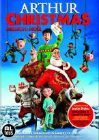 Inlay van Arthur Christmas