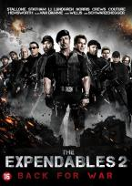 Inlay van The Expendables 2