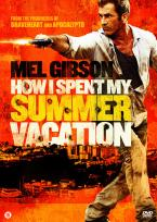 Inlay van How I Spent My Summer Vacation