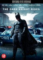 Inlay van The Dark Knight Rises