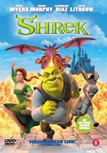 Inlay van Shrek