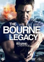 Inlay van The Bourne Legacy
