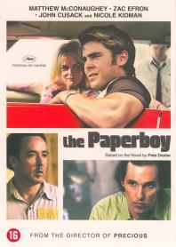 Inlay van The Paperboy