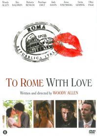 Inlay van To Rome With Love