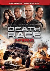Inlay van Death Race 3