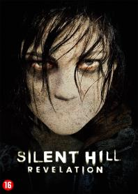 Inlay van Silent Hill: Revelation