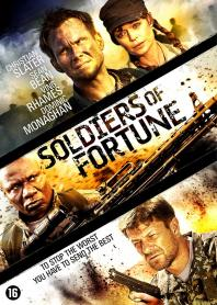 Inlay van Soldiers Of Fortune