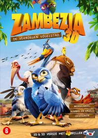 Inlay van Zambezia 3d