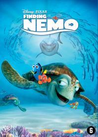 Inlay van Finding Nemo
