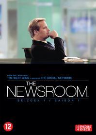 Inlay van The Newsroom, Seizoen 1
