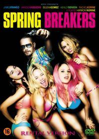 Inlay van Spring Breakers