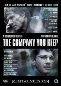Inlay van The Company You Keep