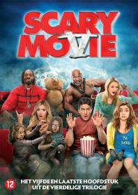 Inlay van Scary Movie 5