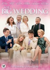 Inlay van The Big Wedding