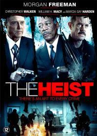 Inlay van The Heist