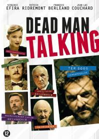 Inlay van Dead Man Talking