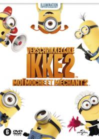 Inlay van Despicable Me 2