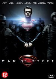 Inlay van Man Of Steel