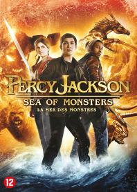Inlay van Percy Jackson: Sea Of Monsters