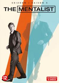 Inlay van The Mentalist, Seizoen 5