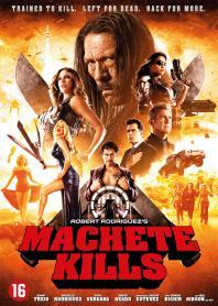 Inlay van Machete Kills