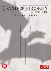 Inlay van Game Of Thrones, Seizoen 3