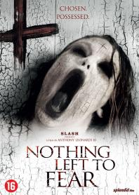 Inlay van Nothing Left To Fear