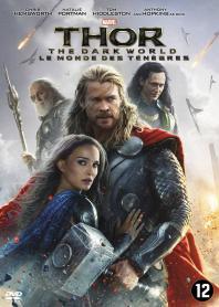 Inlay van Thor:  The Dark World